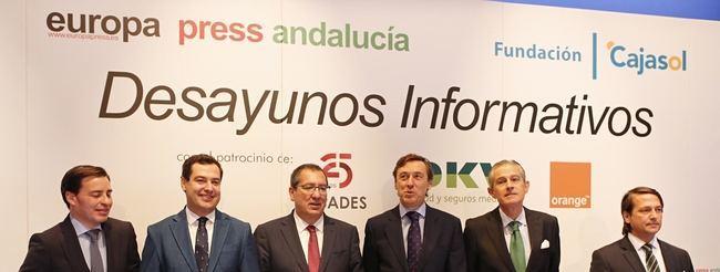 """Juanma Moreno: """"La reforma del Impuesto de Sucesiones anunciada por PSOE y CS tiene truco"""""""