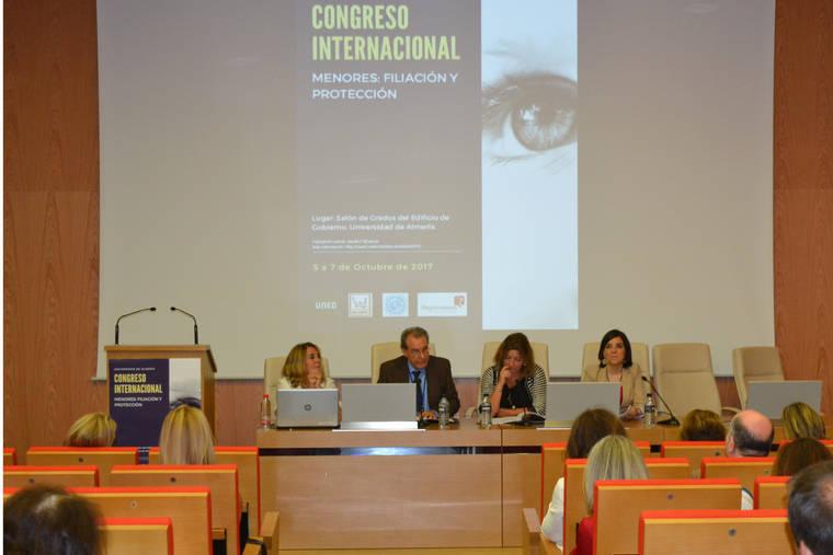 UAL acoge el Congreso Internacional de IDADFE dedicado a protección de menores