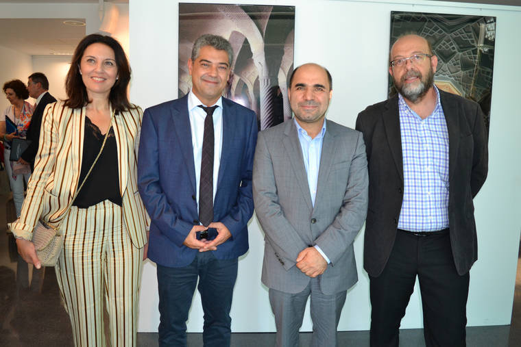 Arquitectura iraní es protagonista de una exposición en la UAL
