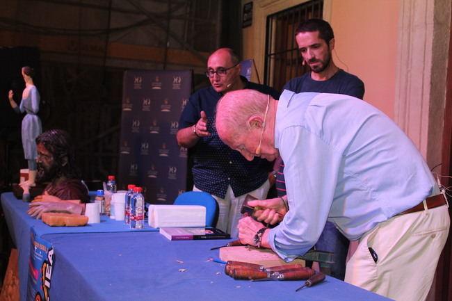Homenaje a Javier Arcos Quero en la tercera de las 'Tardes del IEA'