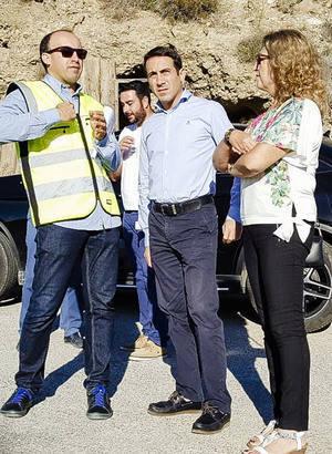Diputación renueva la red de abastecimiento en Santa Fe con una conducción pionera