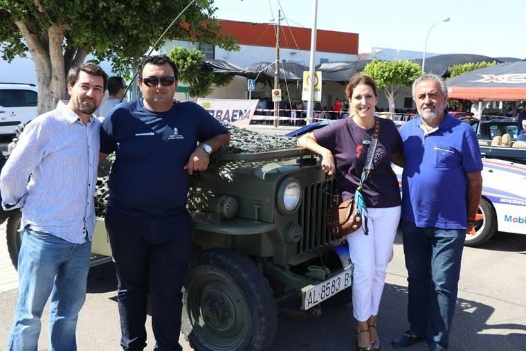 'Classic Meeting Costa de Almería' en El Ejido