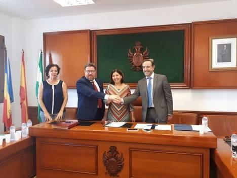 Junta cede al Ayuntamiento de Mojácar los terrenos para la segunda fase de la variante
