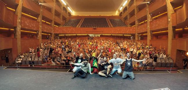 Más de 1.500 niños aprenden inglés con el concierto didáctico 'Learning Rock'