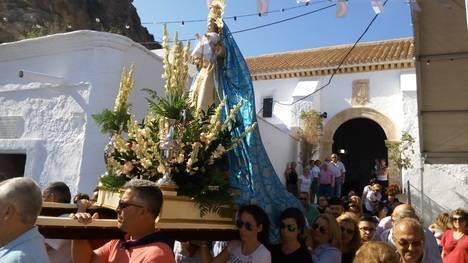 Huebro cierra el calendario festivo del municipio de Níjar