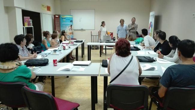 Comienzan los catorce primeros cursos de Formación Profesional para el Empleo en la provincia de Almería