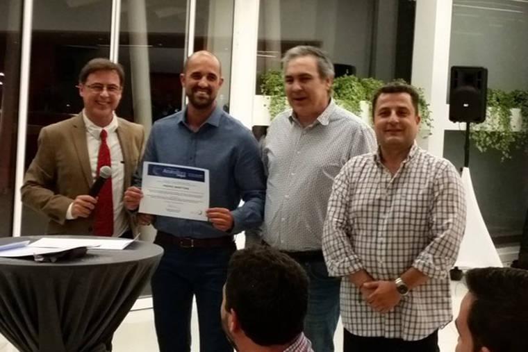 Investigadores de la UAL, premiados en el XVI Congreso Nacional de Acuicultura