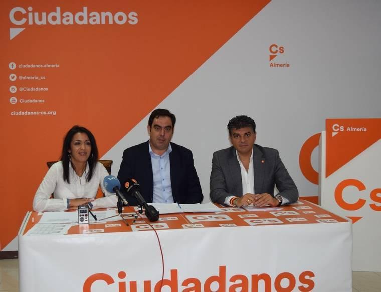 """Rafael Amor: """"Las bonoficaciones a autónomos impulsadas por Ciudadanos en el Ayuntamiento de Almería son un referente en toda España'"""