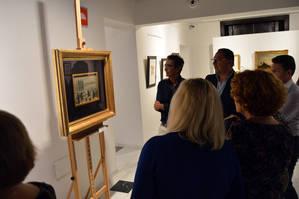 El Museo de Arte 'Doña Pakyta' inaugura una nueva sección dedicada a micro-exposiciones con grabados sobre Almería del s.XIX