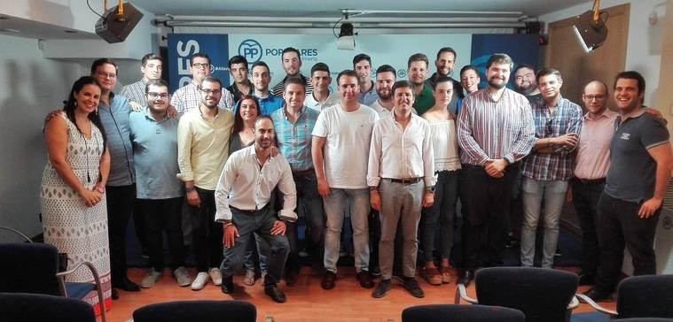 NNGG de Almería convoca su 9º Congreso Provincial que se celebrará el 25 de noviembre en Almería capital