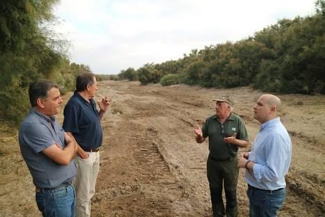 200.000 euros para acondicionamiento y restauración hidrológica de Rambla Morales