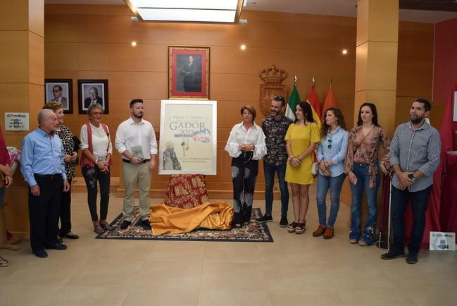 Gádor abre las fiestas con la presentación del cartel de Feria 2017