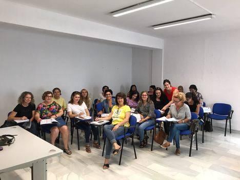 Diputación impulsa la promoción laboral de las mujeres de Huércal-Overa, Olula del Río y Cantoria
