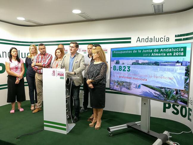 Sánchez Teruel destaca la inversión de al Junta en la Alcazaba prometida por quinto año consecutivo