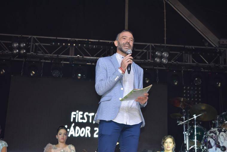 José Luis Guzmán Sánchez, pregonero de la Feria y Fiestas de Gádor 2017
