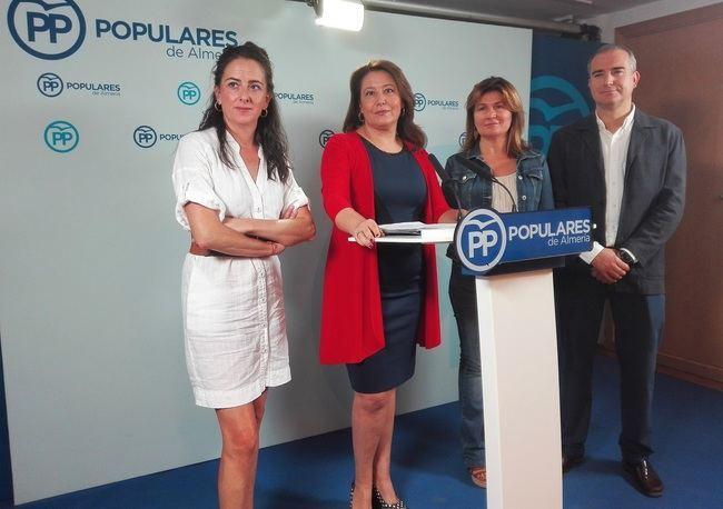 """Crespo dice que el Gobierno andaluz """"se inventa las cifras' del Presupuesto para 2018"""