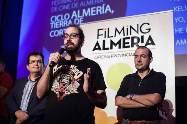 'Almería Tierra de Cortos' se consolida como antesala del Festival Internacional de Cine