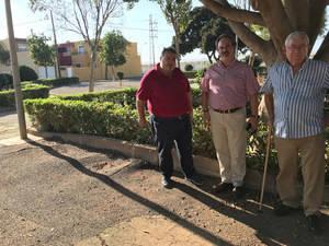 El PSOE denuncia el abandono del El Solanillo