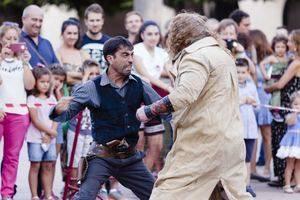 El cine y la Alcazaba protagonizan las visitas guiadas del fin de semana