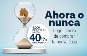 Cajamar pone a la venta en Almería más de 1.200 inmuebles con descuentos de hasta el 40 %