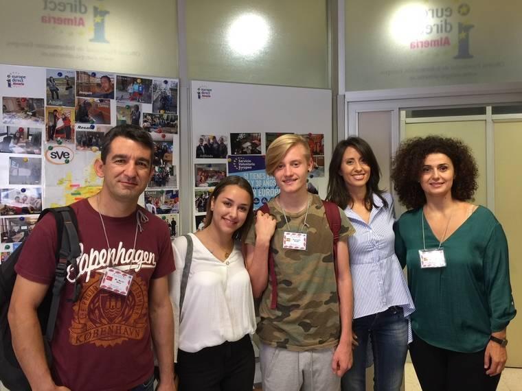 El IES Río Aguas de Sorbas participa en un proyecto Erasmus+ con centros de 5 países