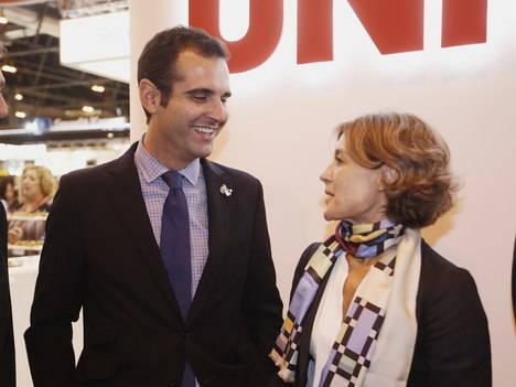 """El alcalde respalda la """"gran apuesta innovadora"""" de la Agricultura en la Feria Fruit Attraction de Madrid"""