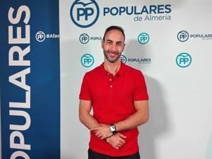 Daniel Royen Padilla anuncia su candidatura para presidir Nuevas Generaciones de Almería