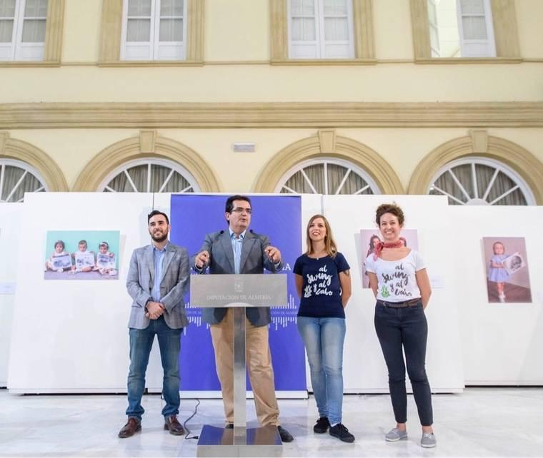 Diputación y Ayuntamiento impulsan la tercera edición de 'Almería Swing Fest'