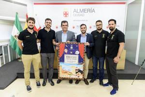 Almería será sede este fin de semana del XXV Certamen Nacional de Tunas de Derecho