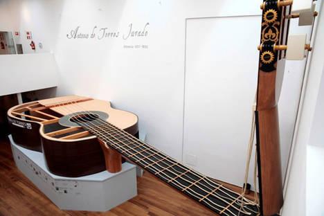 Taller infantil en el Museo de la Guitarra sobre Antonio de Torres