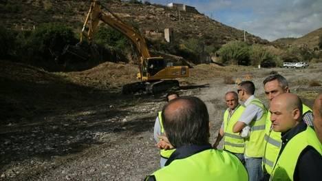 Trabajos de acondicionamiento y restauración ambiental del Soto de las Angosturas de Galachar