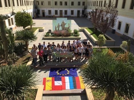 La Salle Virgen del Mar participa en el proyecto 'Erasmus+'