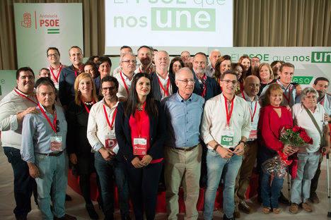 Los de Pérez Navas se intengran en la Ejecutiva sin responsabilidades y los de López Olmo consolidan un 20% de fuerza