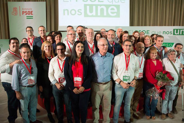PRIMARIAS PSOE DE ALMERÍA - cover