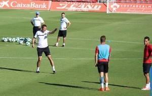 Hasta cinco o seis bajas puede tener el Almería para recibir al Reus