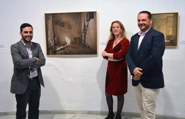 Quince obras de Marisa Álvarez protagonizan la nueva exposición de la sala temporal del Museo de Arte 'Espacio 2'