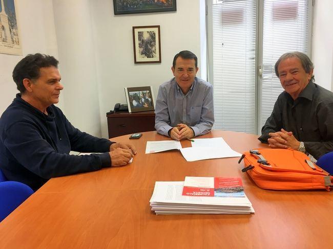 Pérez Navas exige al PP un proceso participativo para que los vecinos decidan cómo invertir los fondos EDUSI