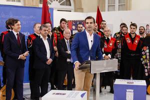 250 tunos de toda España participan en el XXV Certamen Nacional de Tunas de Derecho