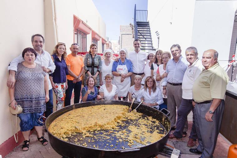 40 aniversario de la Asociación 'Antonio de Torres' de la Cañada