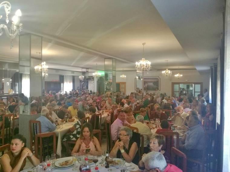 La alcaldesa reconoce la labor de la Junta Directiva del Club de la Tercera Edad de San Isidro