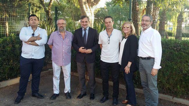 Diputación refuerza su compromiso social con la Asociación ASPRODESA