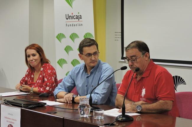 """Sánchez Teruel: """"Expresemos el orgullo socialista por lo hecho y la esperanza por saber que se hará más en el futuro"""""""