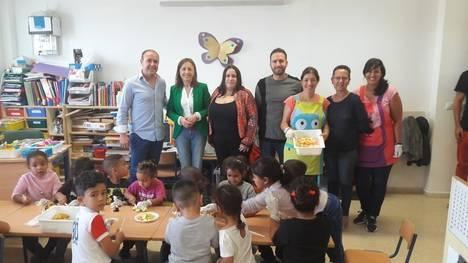 El Colegio 'Historiador Padre Tapia' referente de integración del alumnado inmigrante