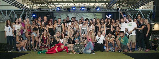Mayoría de mujeres entre los 6.000 visitantes de la Feria Erótica de Almería