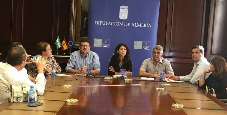"""Amate: """"La Junta debe a los municipios almerienses más de 50 millones de euros"""""""