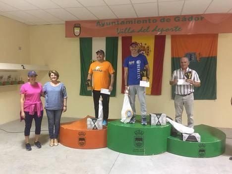 80 tiradores disputan en Gádor el campeonato de tiro de foso olímpico