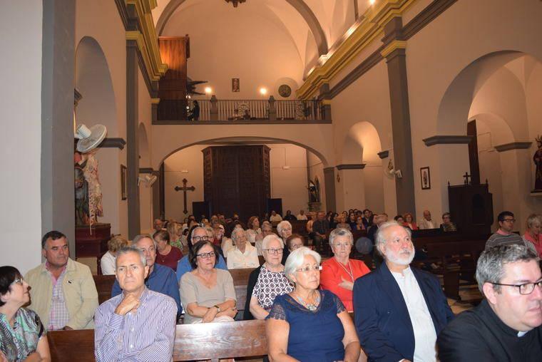 La Iglesia de Santa María de la Villa de Gádor acoge el I Gran Concierto de Órgano Parroquial