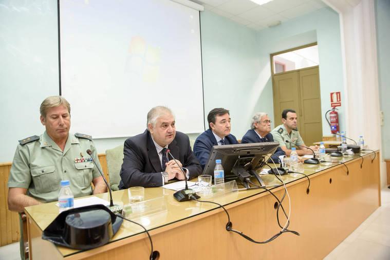 Almería se convierte en centro neurálgico del análisis de la situación de la inmigración en el Mediterráneo