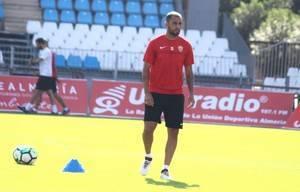Nauzet Alemán estará de baja entre seis y ocho semanas debido a una lesión muscular