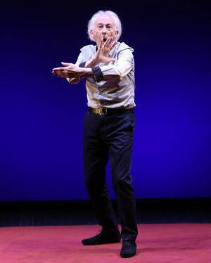 Albert Boadella presenta 'El sermón del bufón' en el Teatro Auditorio de Roquetas